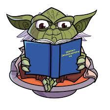 Reading Yoda